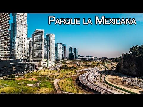 Parque La Mexicana en Santa Fe, CDMX - Un día en la CDMX
