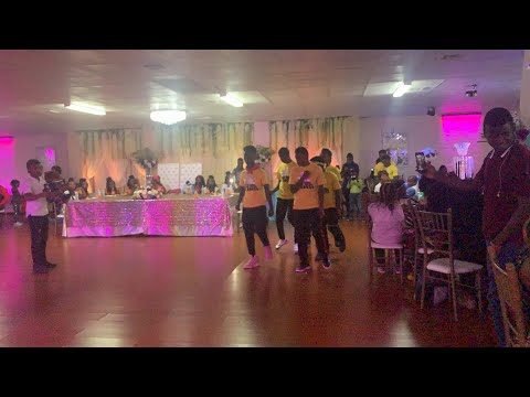 Black Dancers At Baby Shower (Official Video)