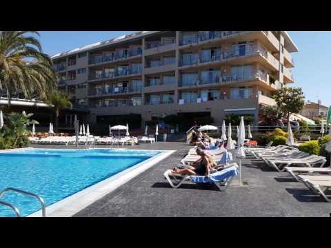 Aqua Hotel Onabrava, Испания, Santa Susanna