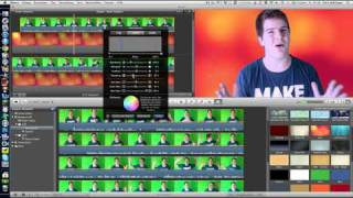 Greenscreen in iMovie Tutorial - felixba94