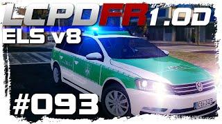 let s play lcpd fr 1 0d   els v8   093 zoll vw passat b7   german customs episode