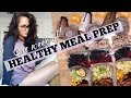 5 DAYS OF HEALTHY MEAL PREP | Get Fit, Lose Fat, and Reach Your Goals
