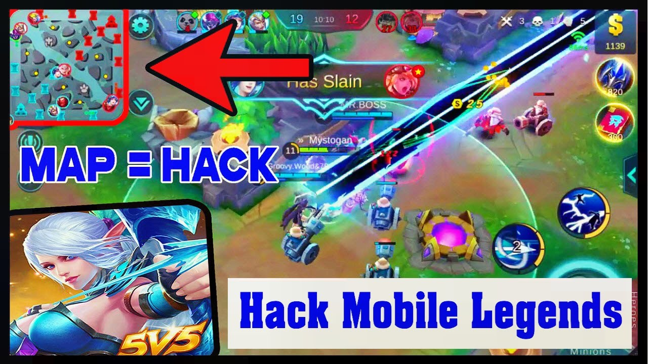 Mobile Legends Hack Tool
