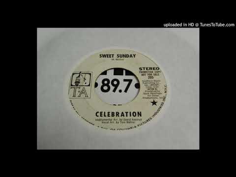 Celebration - Sweet Sunday (1970)