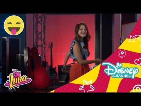 Soy Luna 2 - Hula Hoop Challenge: Karol Sevilla  | Disney Channel Oficial