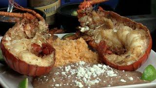 Puerto Nuevo Baja Style Lobster (fried!)