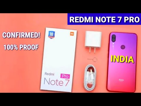 Redmi note 7 Pro launch date in India Confirmed on 28 feb | Redmi note 7 Price & launch event Mp3