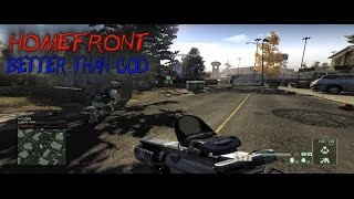 Homefront - Better than CoD?