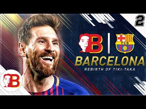 """""""$179 MILLION RELEASE CLAUSE?! ARE YOU CRAZY?"""" FIFA 18 FC Barcelona Rebirth Career Mode EP 2"""