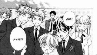 THE Ouran Host Mangadub - Chapter 39 Part 1