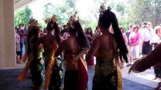 Graduation 2011: CalArts Gamelan Ensemble