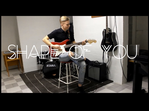 SHAPE OF YOU - Played in 10 different genres.