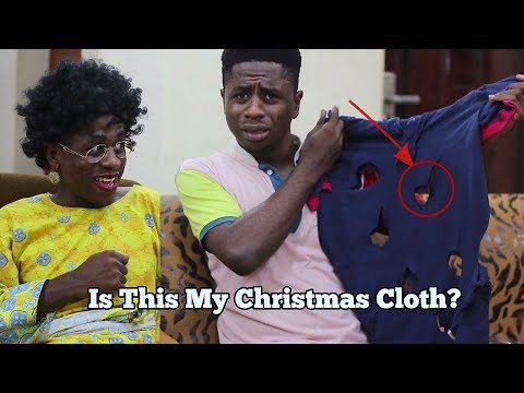 Christmas Cloth | In An African Home