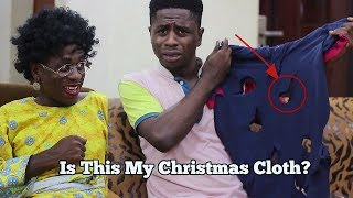 Christmas Cloth In African Home | MC SHEM COMEDIAN | African Comedy