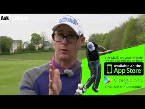 Vertical Swing Plane Golf Swing Ideas