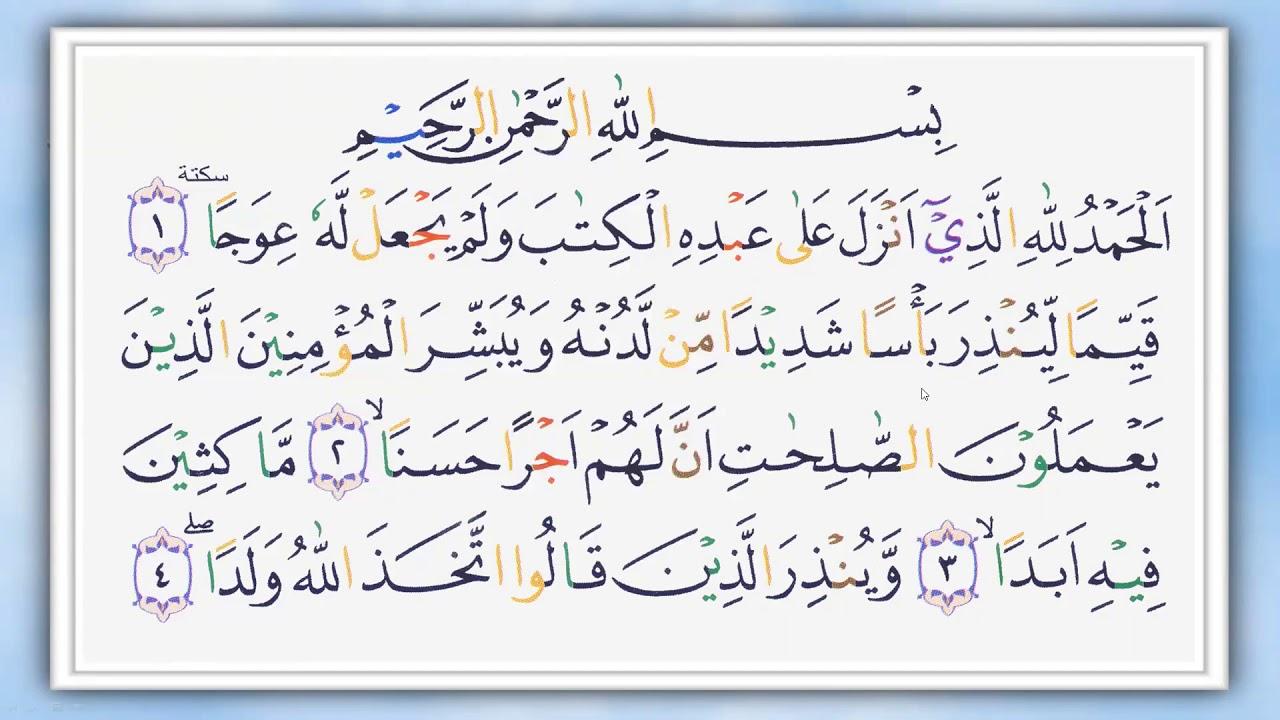 Kursus Ngaji Online Ibu Eni Surat Al Kahfi Ayat 1 5 Arirkm