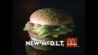 Video 1985 McDonald's New McDLT commercial. download MP3, 3GP, MP4, WEBM, AVI, FLV Oktober 2018