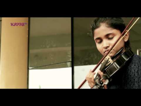 Moodtapes - Kadhal Rojave (Violin) by Dileena Vijayan - Kappa TV