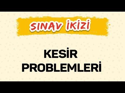 KESİR PROBLEMLERİ- ŞENOL HOCA