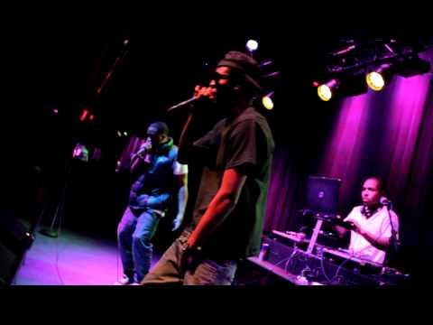 """Yung Luciano & Don Dutch """"HypeMan"""" Rehersing Show """"2012"""""""