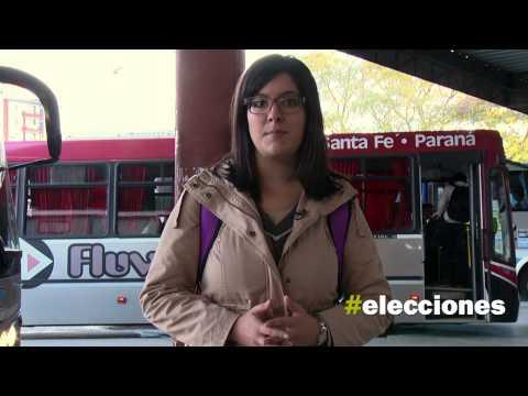 Elecciones UNL -  Licenciatura en Letras