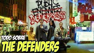 Todo sobre THE DEFENDERS | Zona Freak + Geek Girl