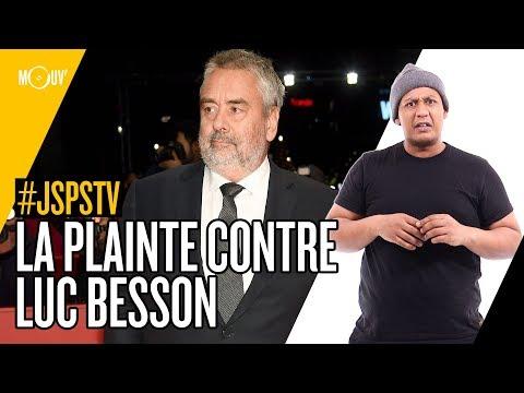 Je sais pas si t'as vu... la plainte contre Luc Besson #JSPSTV