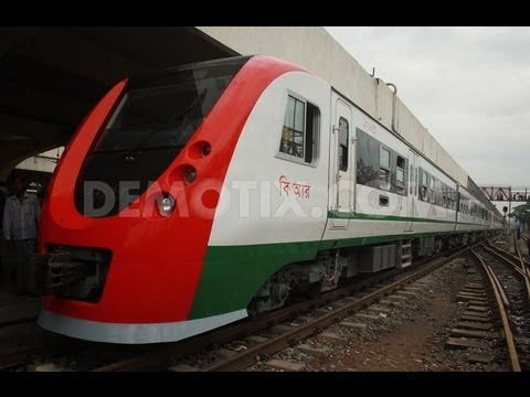 Demu train Dhaka Bangladesh