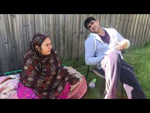 Tayi G Surinder Kaur Vs Vibration 🤣🤣🤣 | Punjabi Funny Video | Latest Sammy Naz