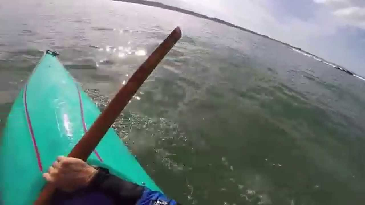 Perception Illusion Kayak