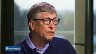 Bill Gates' Outlook for the Next 15 Years