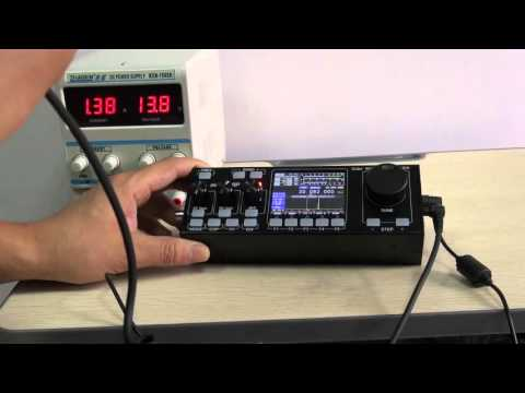 My MCHF SDR Transceiver | FunnyCat TV
