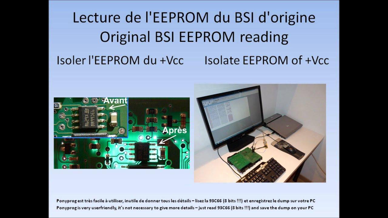 medium resolution of clonage bsi peugeot peugeot bsi cloning