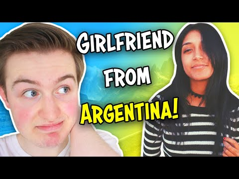 Long Distance Relationship: How I Met My Girlfriend From Argentina!
