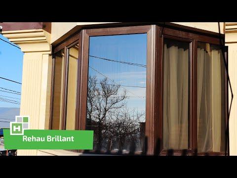 Отзыв. Окна в профильной системе REHAU Brillant-Design