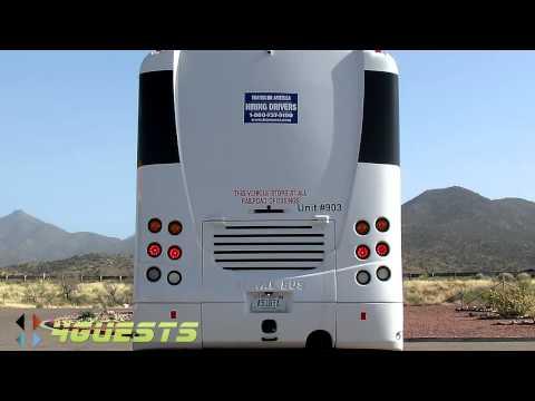 Prisoner Transport (Transcor America Bus)
