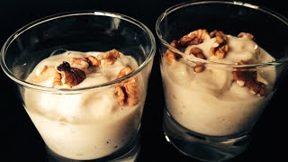 Sweet Banana Ice Cream Recipe - Bananova Zmrzlina