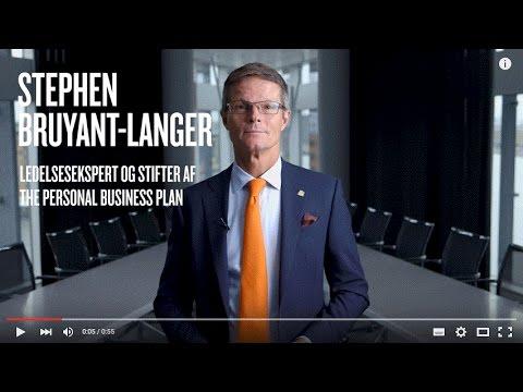 Den gode jobsamtale - Stephen Bruyant-Langer