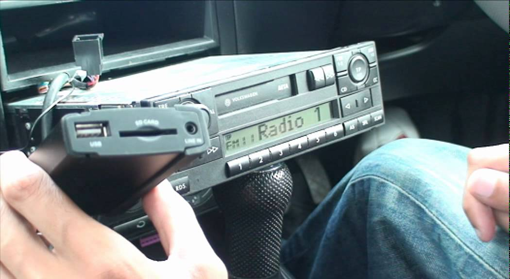 Play Music from Micro SD Card / USB Stick in your Car Easily ...