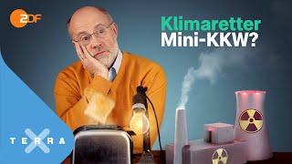 Bill Gates' großer Irrtum: Mini-Kernkraftwerke | Harald Lesch