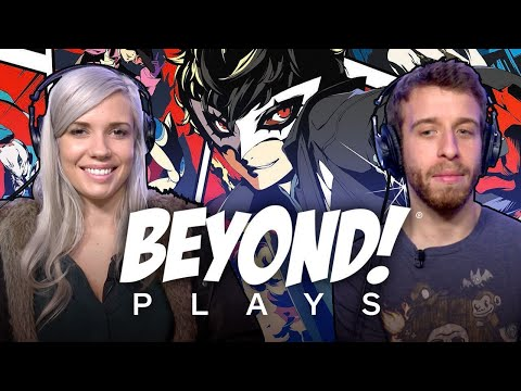 Persona 5: WHO IS BEST GIRL?   Beyond Plays