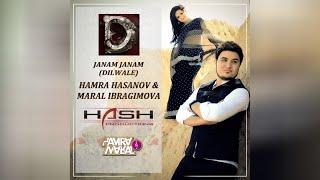HAMRA HASANOV & MARAL IBRAGIMOVA - JANAM JANAM (DILWALE) | ХАМРА & МАРАЛ - ДЖАНАМ ДЖАНАМ