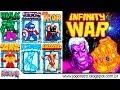 Marvel Infinity War: The Game com 74 PERSONAGENS (OpenBOR)