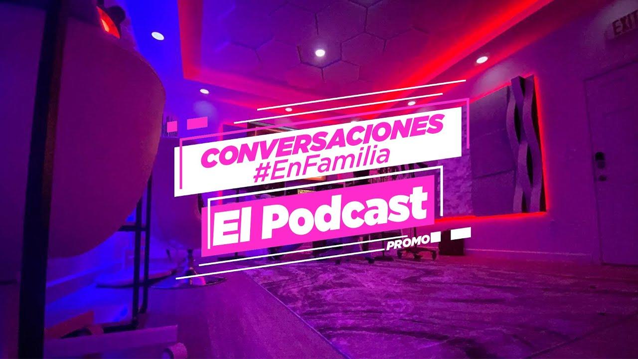 Funky - Conversaciones #EnFamilia El Podcast (Promo)