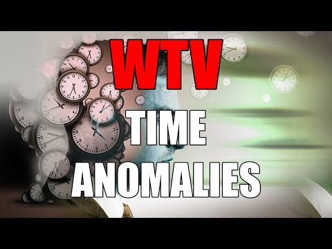 What You Need To Know About TIME ANOMALIES