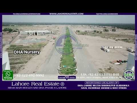 DHA Multan Latest Development Progress Update May 2018 W Villas Files Prices Lahore Real Estate
