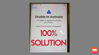 iphone 6/6plus 6s 6s plus 7 7plus 8 8plus, x, xs, xr, xs max could not active iphone repair solution