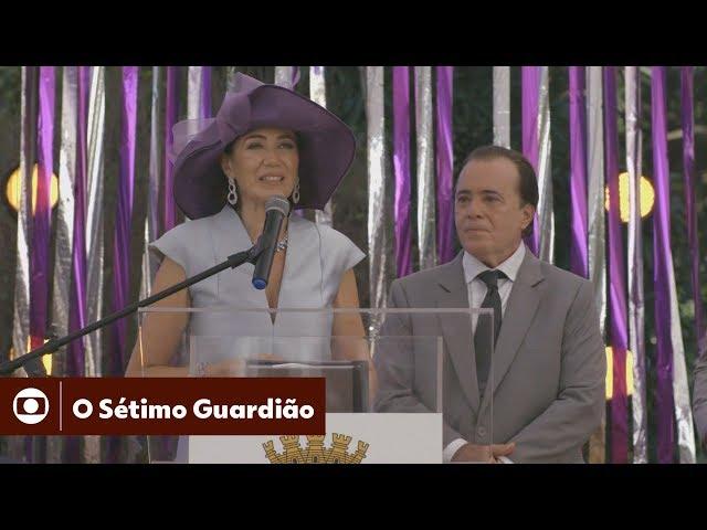 O Sétimo Guardião: capítulo 92, terça, 26 de fevereiro, na Globo