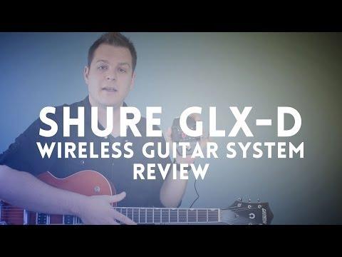 Shure GLX-D Wireless Guitar System Review (GLXD16)