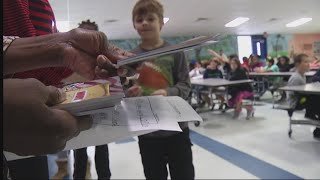 Columbia County students take home the Constitution for Constitution Day